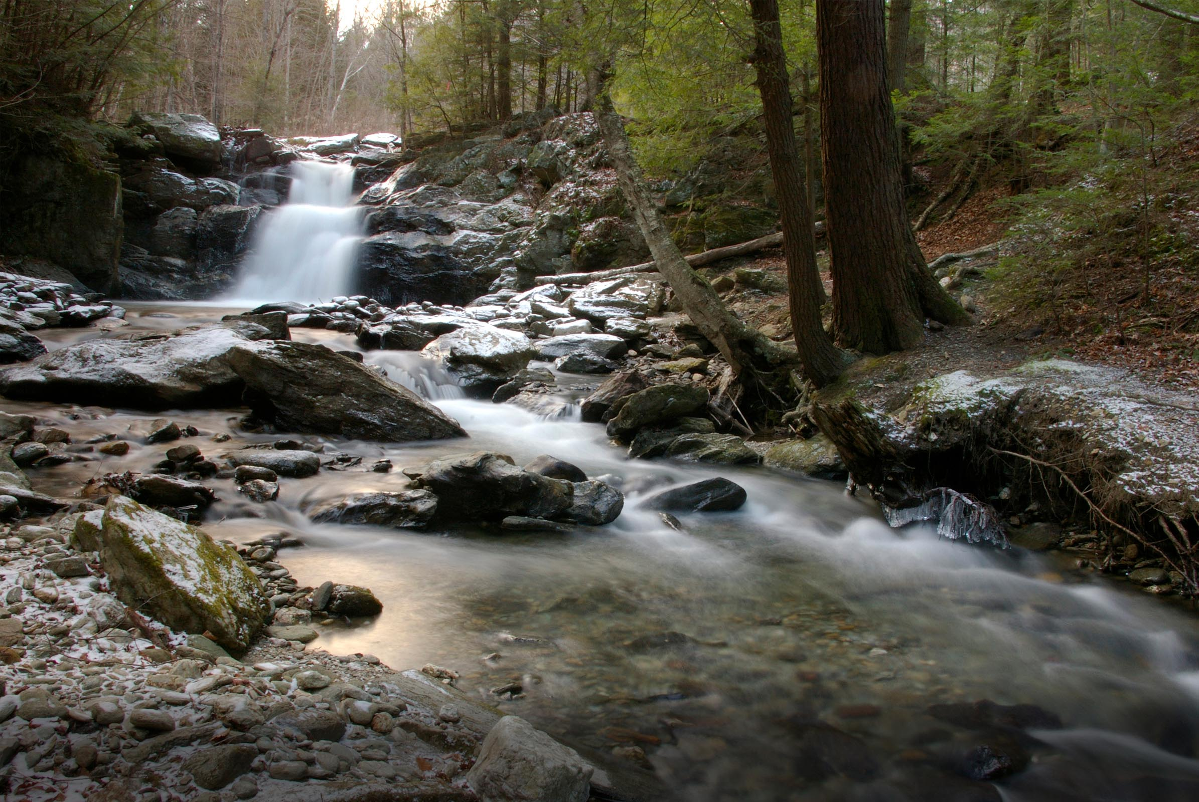 Peck's Brook at Greylock Glen
